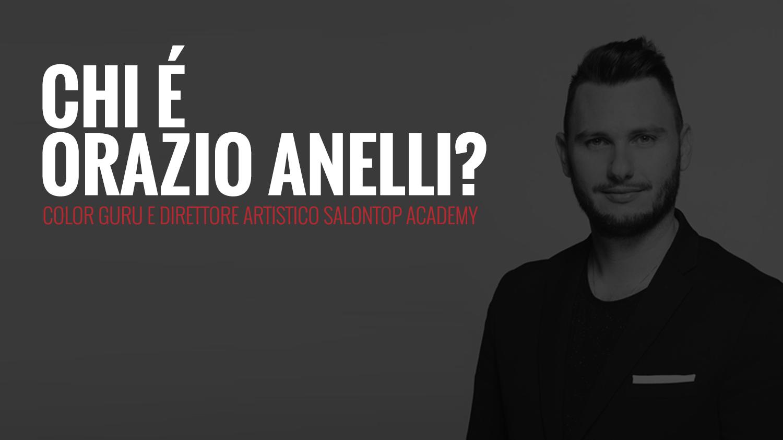 Orazio Anelli | Color Guru L'Oréal Professionnel