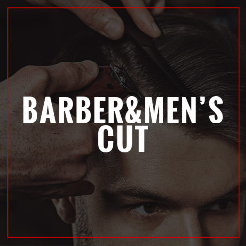 Barber & Men's Cut